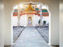 Wat Arun в Бангкоке, Таиланде Стоковая Фотография RF