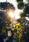 Wat Arun в Бангкоке Стоковая Фотография RF