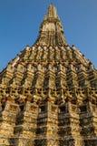 Wat Arun в Бангкоке Стоковые Фотографии RF