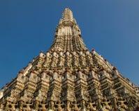 Wat Arun в Бангкоке Стоковые Изображения RF