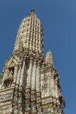 Wat Arun в Бангкоке - Temple of Dawn стоковое фото
