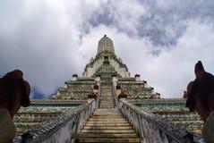 Wat Arun. This is Wat Arun at bangkok in thailand Stock Photography