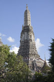 Bangkok, Thailand, Wat Arun. Thailand, Bangkok, Wat Arun in the daytime Stock Photo
