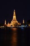Wat Arun lizenzfreies stockbild