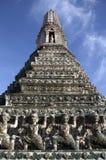 Wat Arun in Bangkok, Thailand. Thailand, Bangkok, Wat Arun aka Temple of Dawn Royalty Free Stock Photography