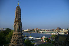 Wat Arun Royaltyfria Foton