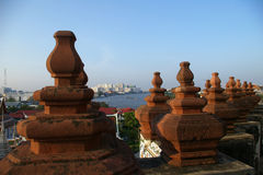 Wat Arun Royaltyfri Foto
