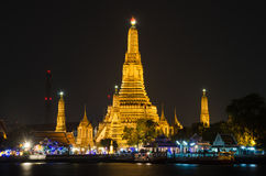 Wat-Arun foto de stock royalty free