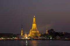 Wat arun Royaltyfria Bilder