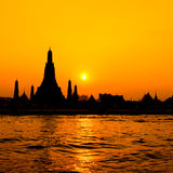 Wat Arun Foto de Stock Royalty Free