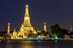 Wat Arun stockfotos
