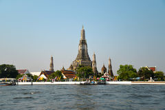 Wat Arun стоковые изображения