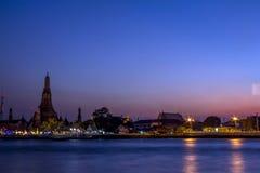 Wat Arun Obrazy Royalty Free