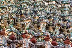 Wat Arun Arkivfoton