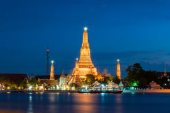 Wat Arun Photo stock