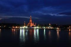 Wat Arun Arkivbild