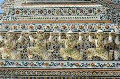 Wat Arun Stockfoto