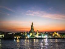 Wat Arun Royalty-vrije Stock Afbeeldingen