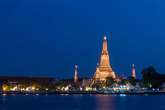 Wat Arun Royaltyfri Fotografi