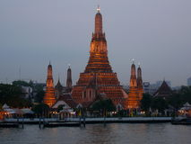 Wat Arun Стоковая Фотография