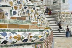 Wat Arun stockbilder