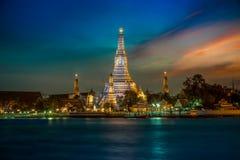 Wat Arun (Arun Temple) in Bangkok Royalty Free Stock Photo