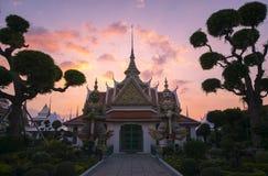 Wat Arun in Bangkok Lizenzfreies Stockfoto