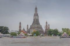 Wat Arun Bangkok lizenzfreie stockfotografie