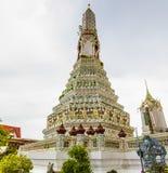 Wat Arun in Bangkok royalty-vrije stock fotografie