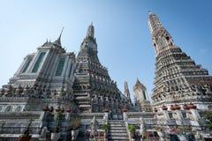 Wat Arun, Bangkok Imágenes de archivo libres de regalías