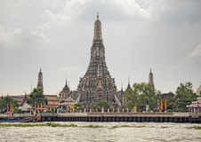 Wat Arun in Bangkok Royalty Free Stock Photography