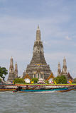 Wat Arun in Bangkok Stock Images