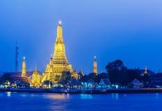 Wat Arun in Bangkok royalty-vrije stock foto