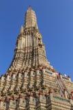 Wat Arun in Bangkok Royalty-vrije Stock Afbeeldingen