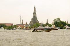 Wat Arun Bangkok Royaltyfri Bild
