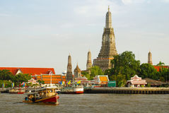 Wat Arun Bangkok Royalty-vrije Stock Afbeeldingen