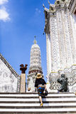 Wat Arun - Bangkok Royalty Free Stock Photography