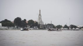 Wat Arun a Bangkok, Tailandia Immagine Stock