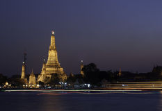 Wat Arun, Bangkok, Tailandia Fotografia Stock Libera da Diritti