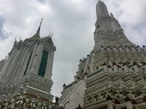 Wat Arun, Bangkok Tajlandia Zdjęcie Royalty Free