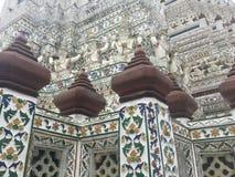 Wat Arun, Bangkok Tajlandia Fotografia Royalty Free