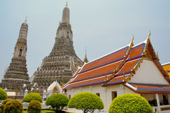 Wat Arun in Bangkok Royalty Free Stock Photos