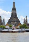 Wat Arun in Bangkok Royalty Free Stock Images