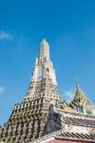 Wat arun in bangkok Stock Images