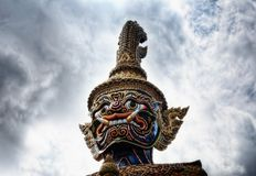 Wat Arun Bangkok Thailand immagine stock libera da diritti