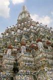 Wat Arun in Bangkok. Thailand. Royalty Free Stock Image