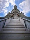 Wat Arun Bangkok, Thailand royaltyfri bild