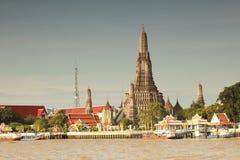 Wat Arun - Bangkok - Thailand Stock Afbeeldingen