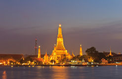 Wat Arun, Bangkok Thailand Stock Photos