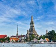 Free Wat Arun, Bangkok, Thailand Royalty Free Stock Images - 33550789